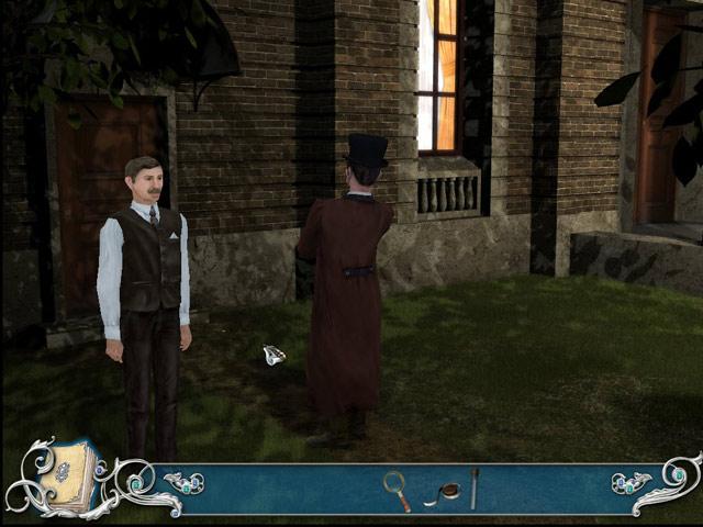 Video de Sherlock Holmes: The Secret of the Silver Earring