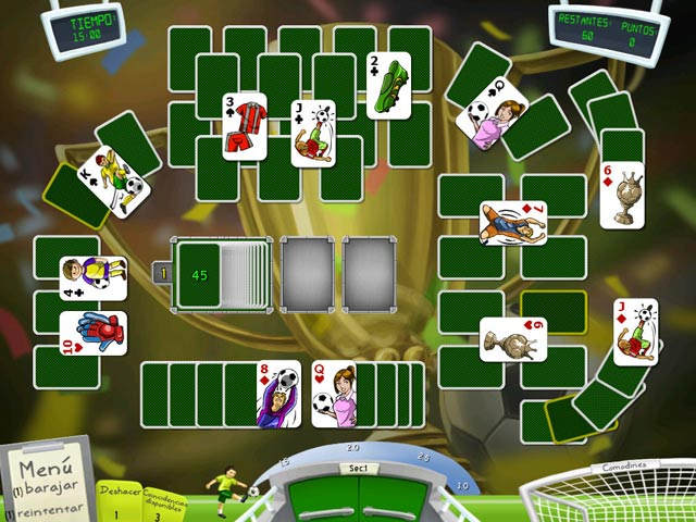 Video de Soccer Cup Solitaire