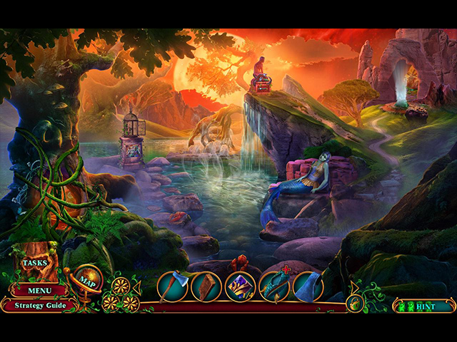 Spirit Legends: The Forest Wraith Collector's Edition screen1