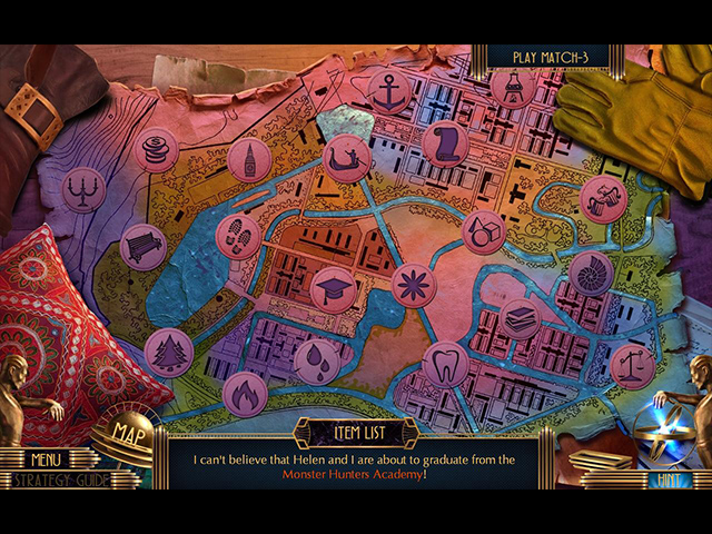 Spirit Legends: Time for Change Collector's Edition screen2