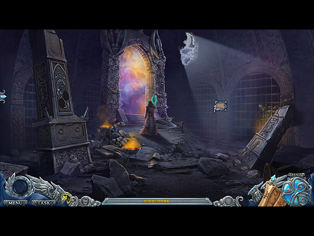 Spirits of Mystery: Whisper of the Past Collector's Edition screen1