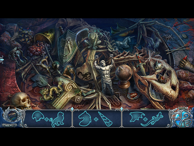 Spirits of Mystery: Whisper of the Past Collector's Edition screen2