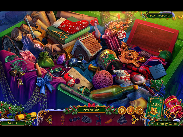 The Christmas Spirit: Mother Goose's Untold Tales Collector's Edition en Español game