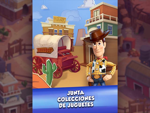 Pantallazo de ¡Toy Story Drop!