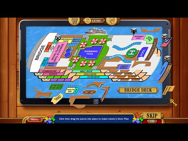 Vacation Adventures: Cruise Director 6 Collector's Edition screen2