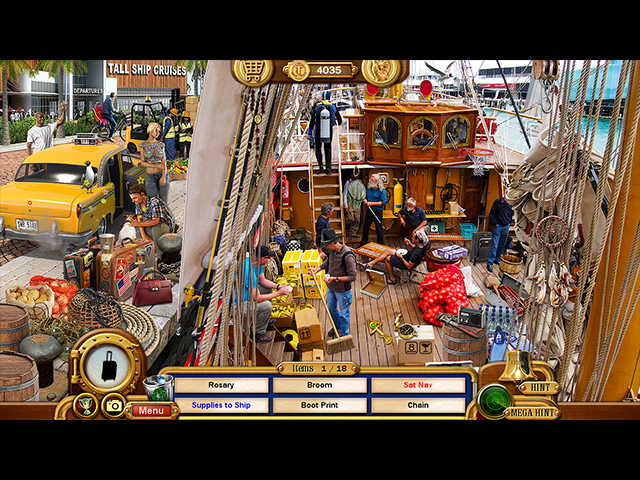 Vacation Adventures: Cruise Director 6 Collector's Edition screen3