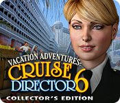 Vacation Adventures: Cruise Director 6 Collector's Edition En Espanol