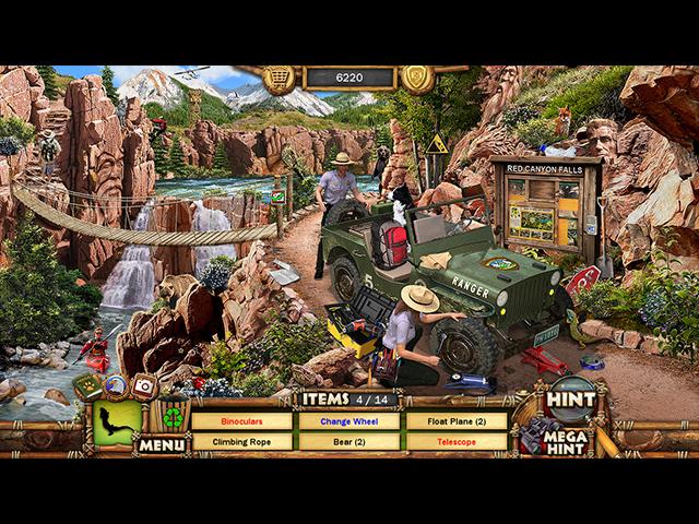 Vacation Adventures: Park Ranger 10 Collector's Edition screen1