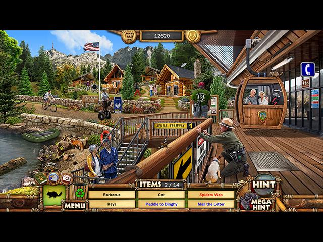 Vacation Adventures: Park Ranger 10 Collector's Edition screen3