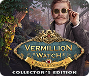 Vermillion Watch: Parisian Pursuit Collector's Edition En Espanol