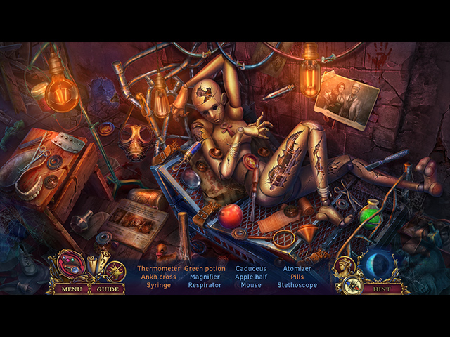 Whispered Secrets: Dreadful Beauty Collector's Edition en Español game