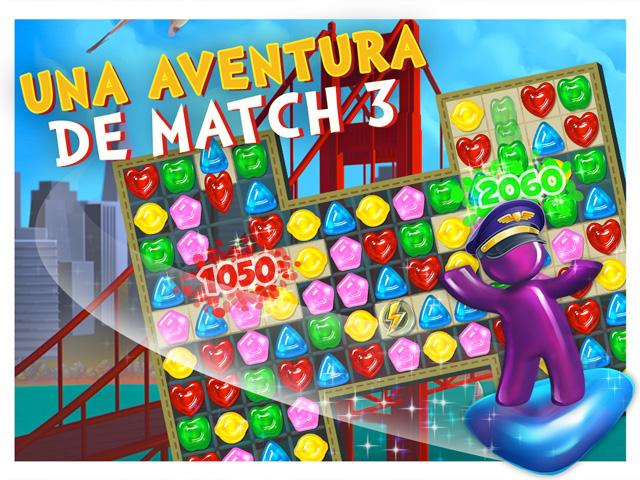 Gummy drop ipad iphone android mac pc game big fish for Big fish games mac