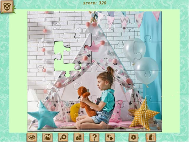 1001 Puzzles Home Sweet Home screen2