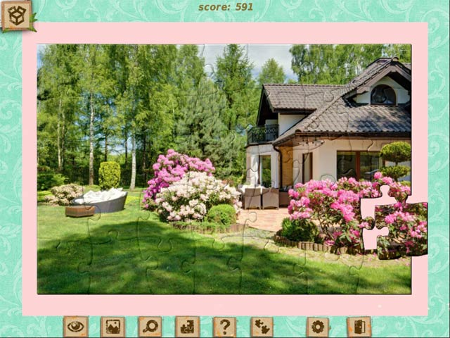 1001 Puzzles Home Sweet Home screen3