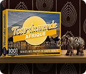 1001 Puzzles Tour du monde Afrique