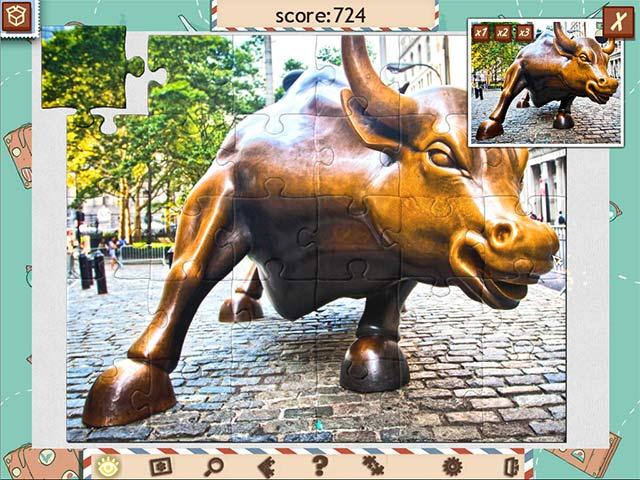 Tour du Monde en 1001 Puzzles: Amérique screen3
