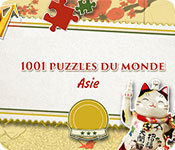 1001 Puzzles du Monde - Asie