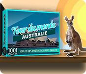 1001 Puzzles Tour du monde Australie