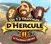 Les 12 travaux d'Hercule II: Le Taureau Crétois