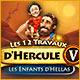 Les 12 Travaux d'Hercule V: Les Enfants d'Hellas