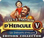 Les 12 Travaux d'Hercule V: Les Enfants d'Hellas Édition Collector