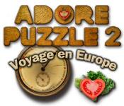 Adore Puzzle: Voyage en Europe