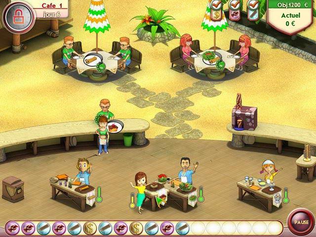 Vidéo de Amelie's Cafe: Summer Time