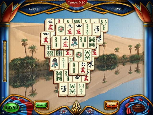 Vidéo de Art Mahjongg Egypt
