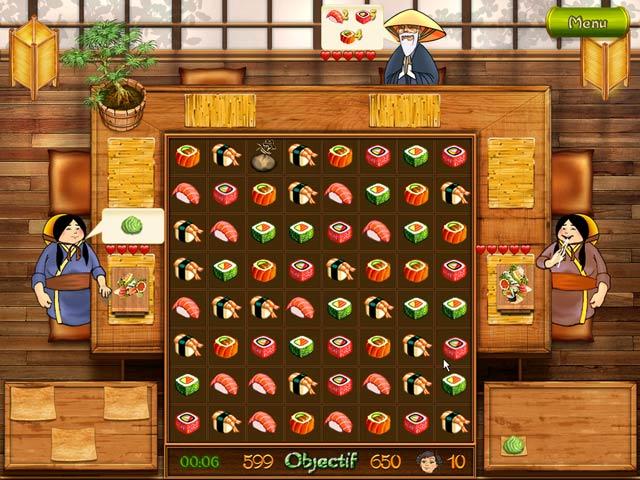 Vidéo de Asami's Sushi Shop