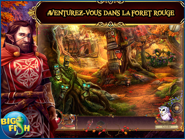 Capture d'écran de Awakening: La Forêt Rouge Edition Collector