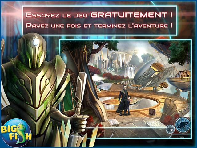 Capture d'écran de Beyond: Le Fils des Étoiles Édition Collector
