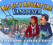 Big City Adventure: Vancouver Edition Collector