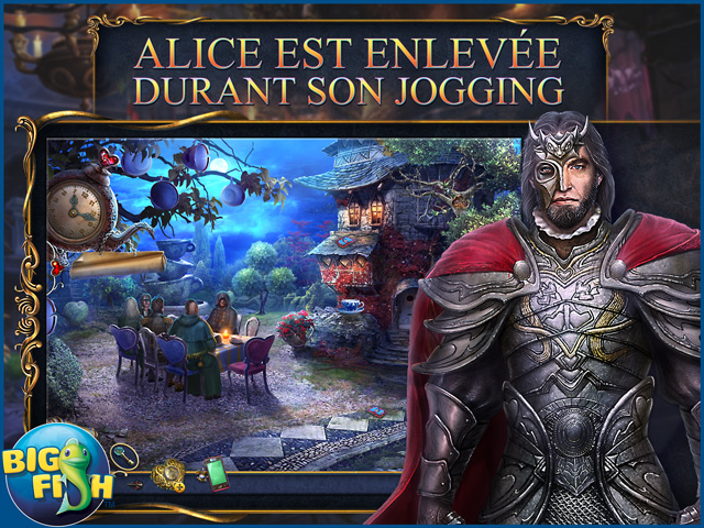 Capture d'écran de Bridge to Another World: Alice au Pays des Ombres Édition Collector