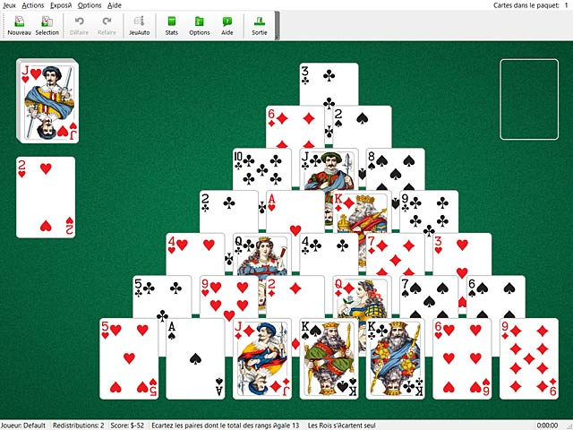 Bvs solitaire collection jeu ipad iphone android et pc for Big fish solitaire games