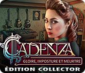 Cadenza: Gloire, Imposture et Meurtre Édition Collector
