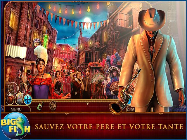 Capture d'écran de Cadenza: Musique, Trahison et Mort Edition Collector