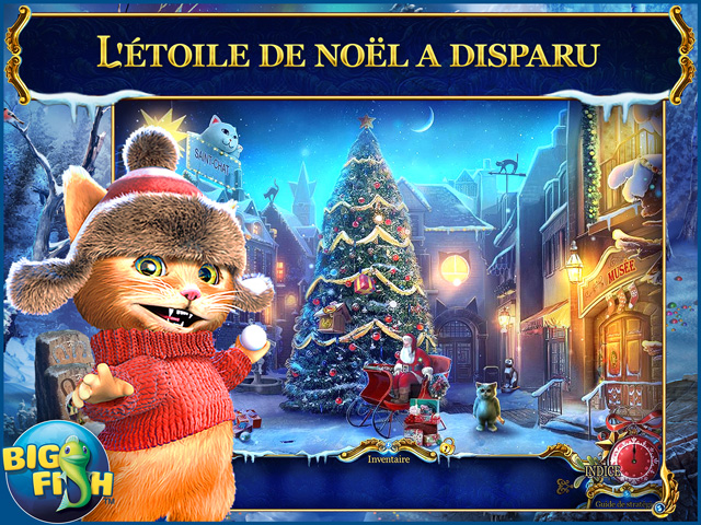 Capture d'écran de Christmas Stories: Le Chat Botté Édition Collector