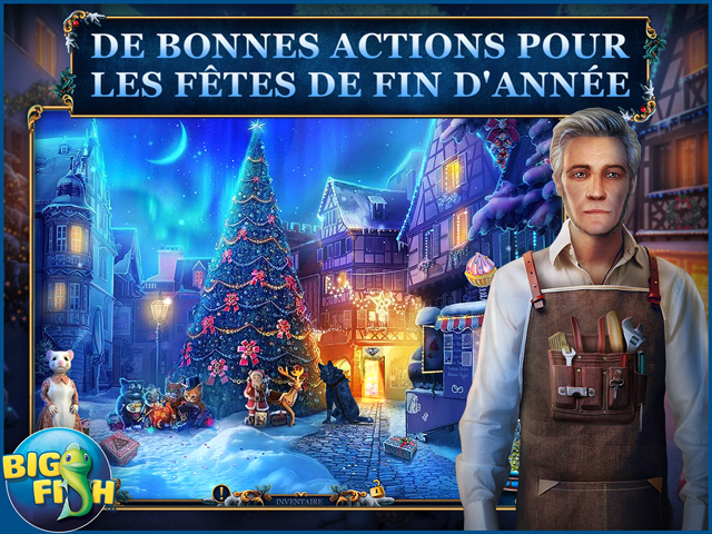 Capture d'écran de Christmas Stories: Le Cadeau des Mages Édition Collector