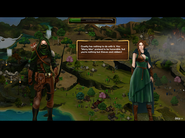 The Chronicles of Robin Hood: The King of Thieves screen2