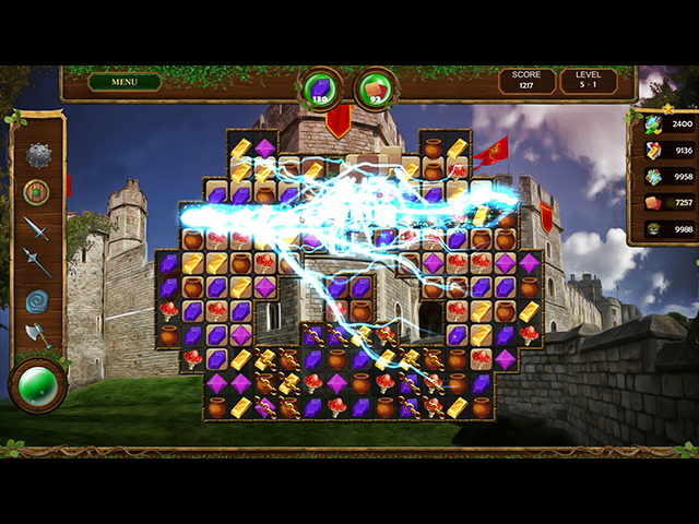 The Chronicles of Robin Hood: The King of Thieves screen3