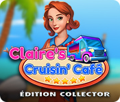 Claire's Cruisin' Cafe Édition Collector