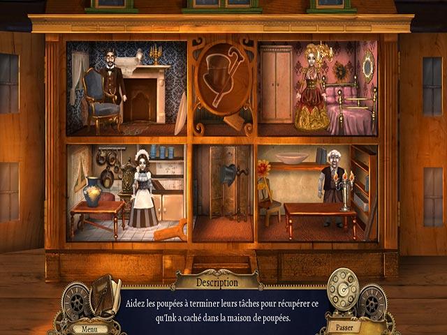 Vidéo de Clockwork Tales: De Verre et d'Encre