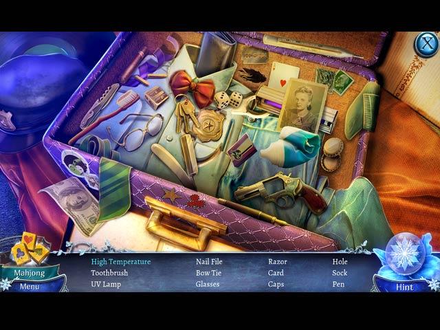 Secrets de Crime: Le Lys Rouge screen2
