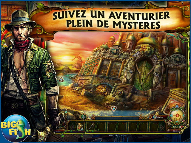 Capture d'écran de Dark Parables: Jack et le Royaume du Ciel Edition Collector