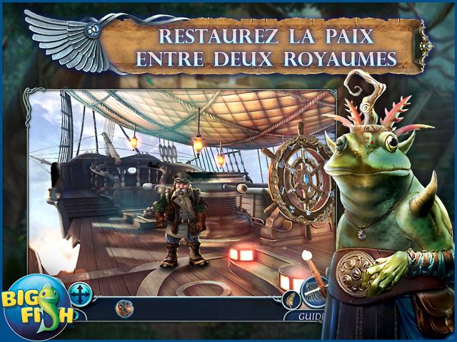 Capture d'écran de Dark Realm: Le Seigneur des Vents Édition Collector