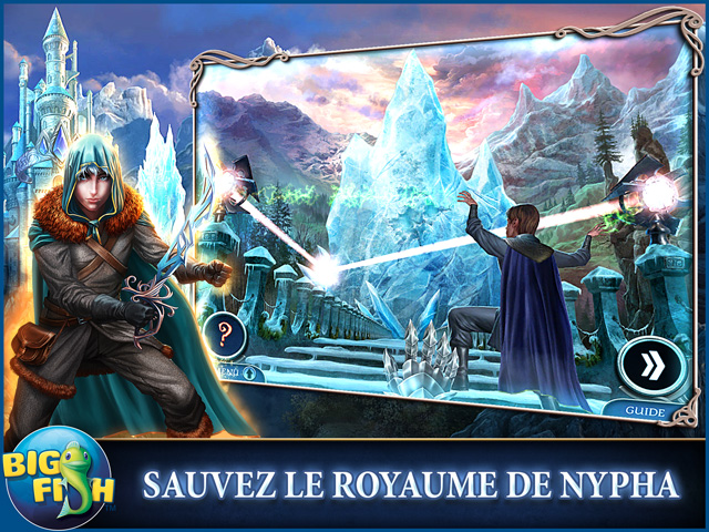Capture d'écran de Dark Realm: La Princesse de Glace Édition Collector