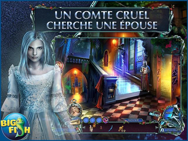 Capture d'écran de Dark Romance: La Malédiction de Barbe-Bleue Édition Collector