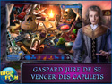 Capture d'écran de Dark Romance: Roméo et Juliette Édition Collector