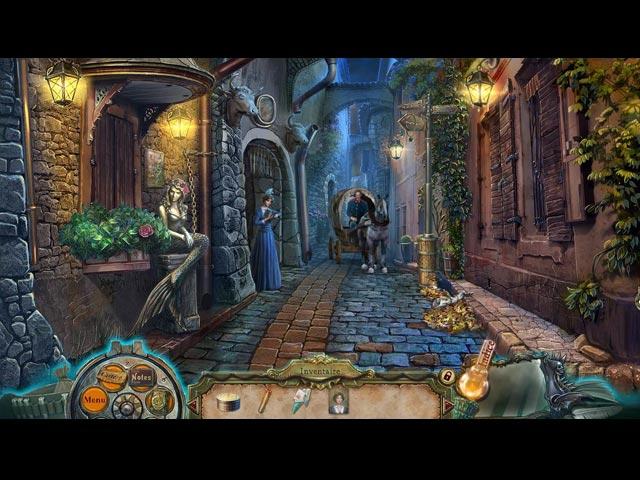 Vidéo de Dark Tales: Le Mystère de Marie Roget Edgar Allan Poe