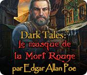 Dark Tales: Le Masque de la Mort Rouge par Edgar Allan Poe
